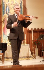 Chalifour smiling with violin 051516 ge