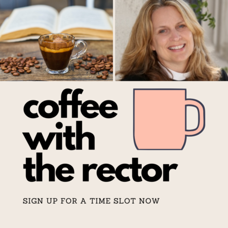 Coffee with the Rector